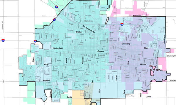 Preview of District Boundaries