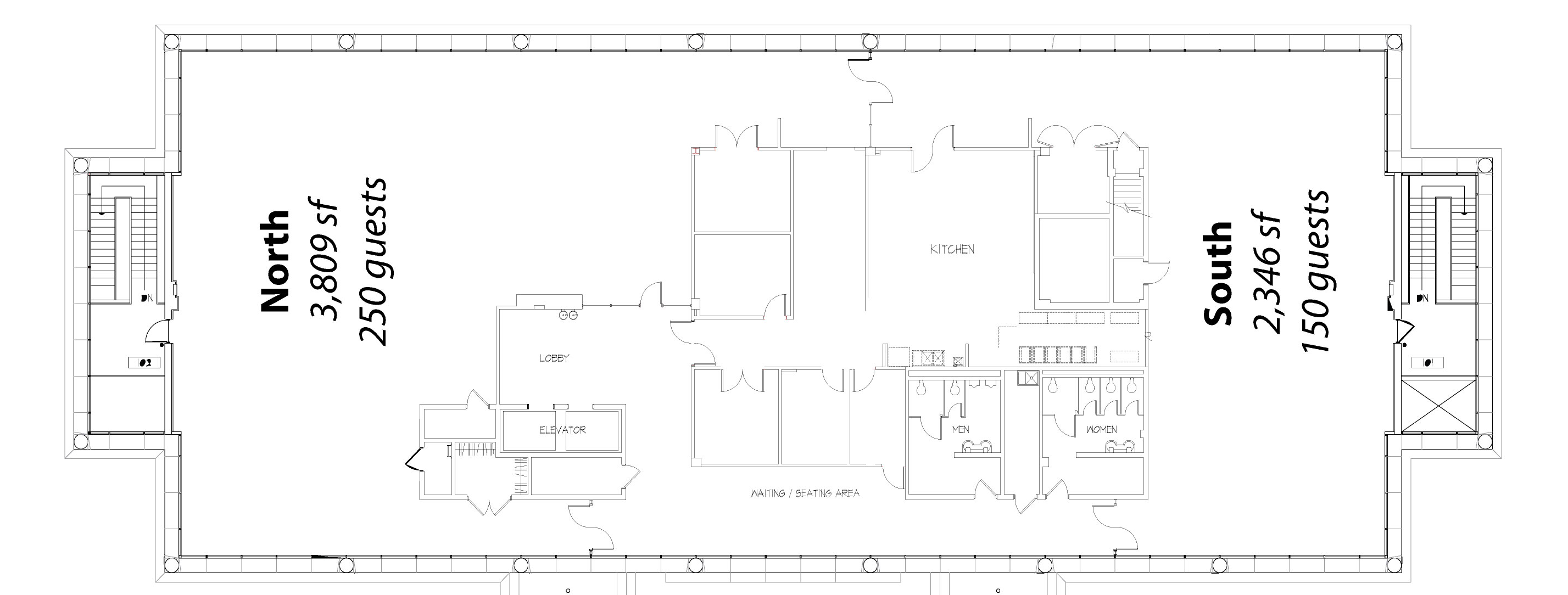 Floor plan of CityView